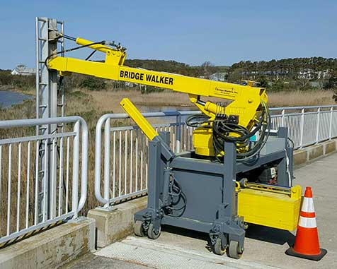 Bridge Access Machine Rentals