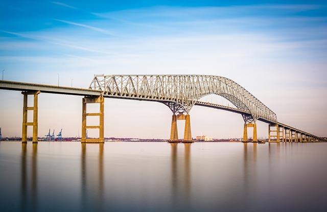 Iibe girder bridge.