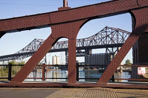 Chicago Skyway bridge - Bridge Masters