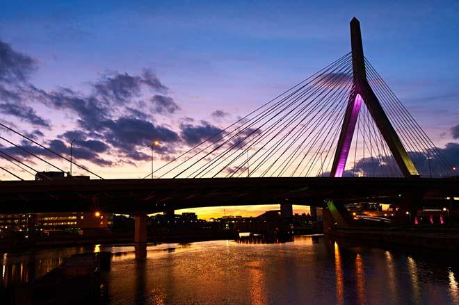 Bunker Hill Memorial Bridge