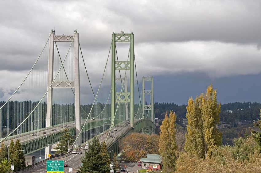 Aeroelastic Flutter & the Collapse of the Tacoma Narrows Bridge