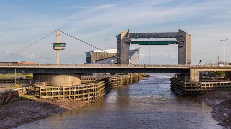 Scale Lane Bridge