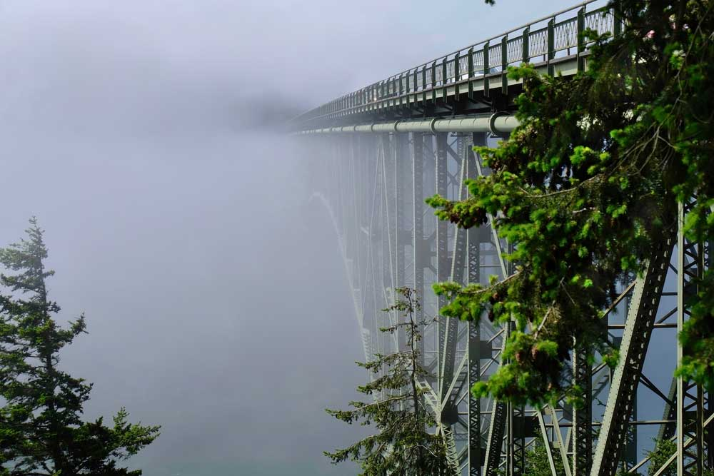 Deception Pass Bridge, Washington