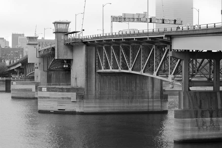 Burnside Bridge, Portland Oregon