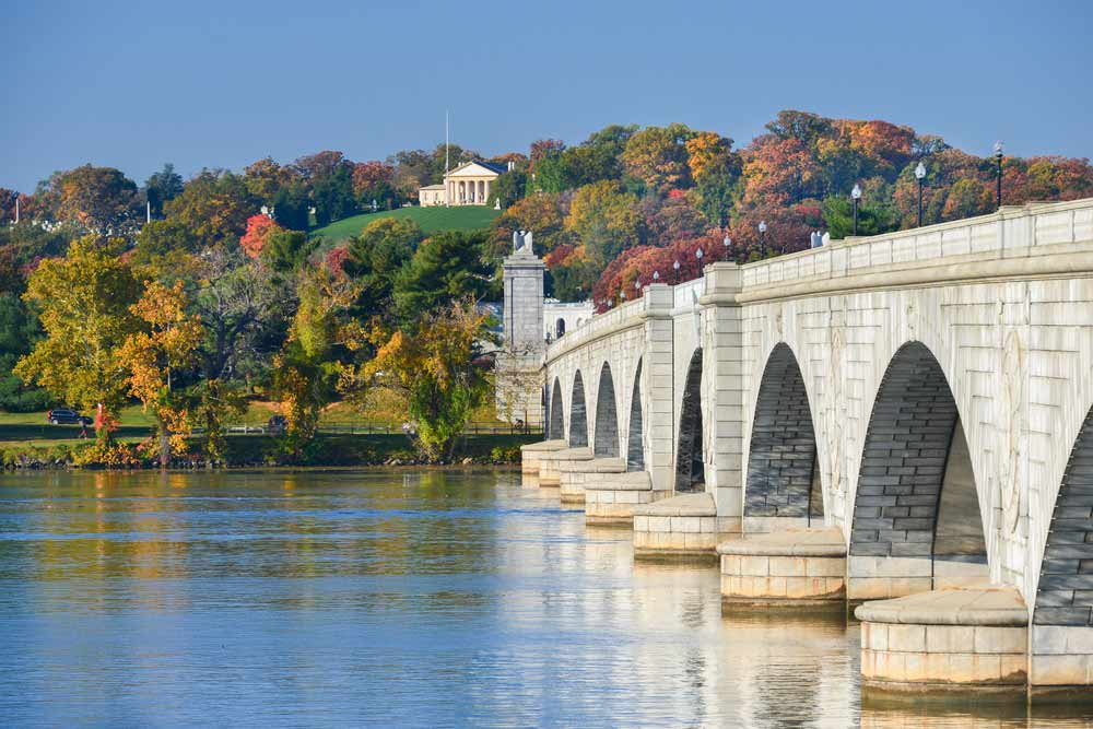 Arlington Memorial Bridge, Washington D.C.