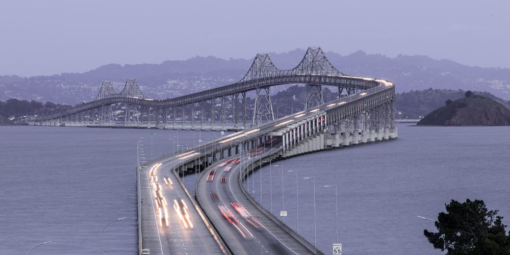 Congestion Pricing Bridge Industry Richmond San Rafael Bridge